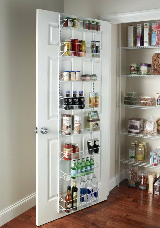 CabinetMaid 8-Tier Cabinet Door Organizer