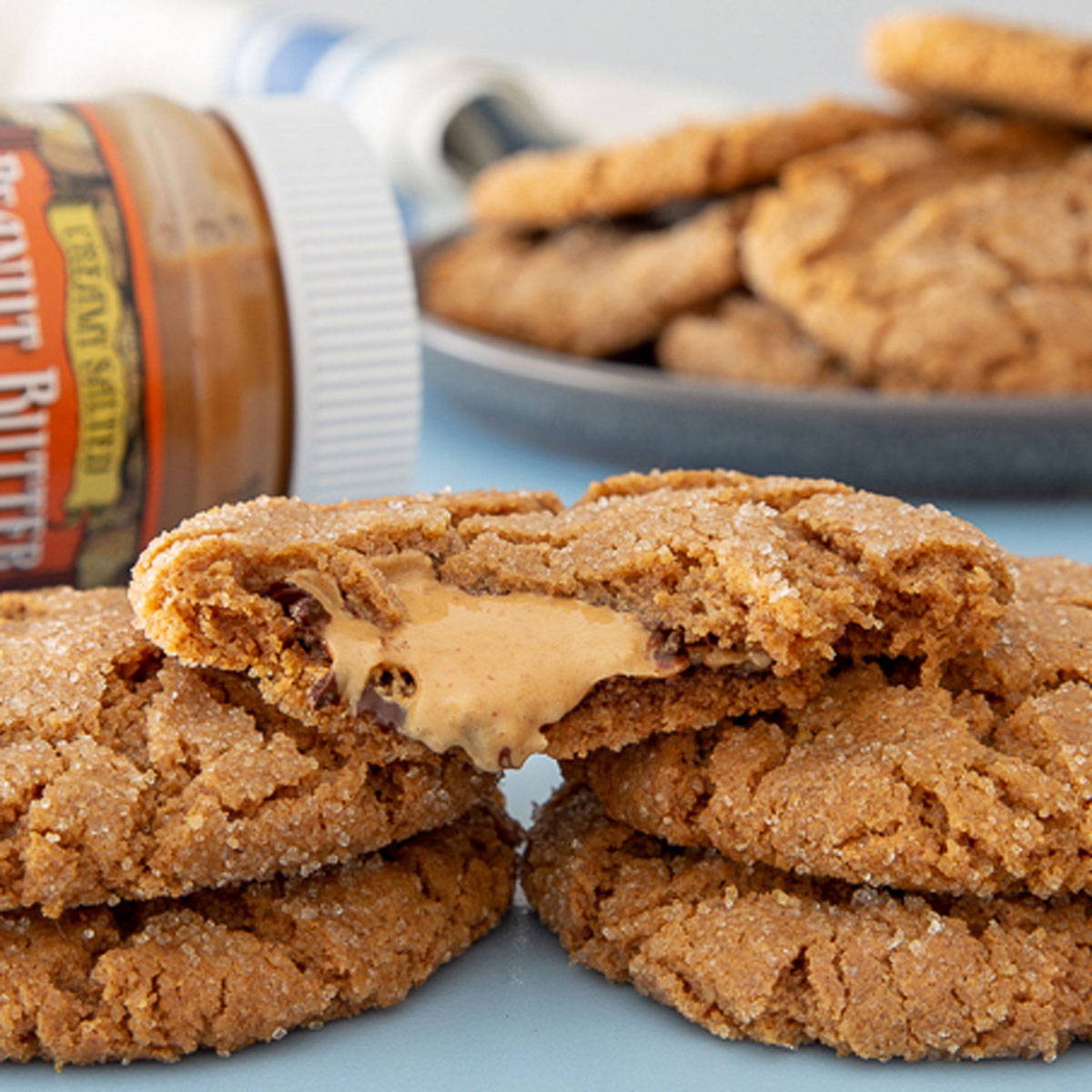 trader joes peanut butter cup cookies