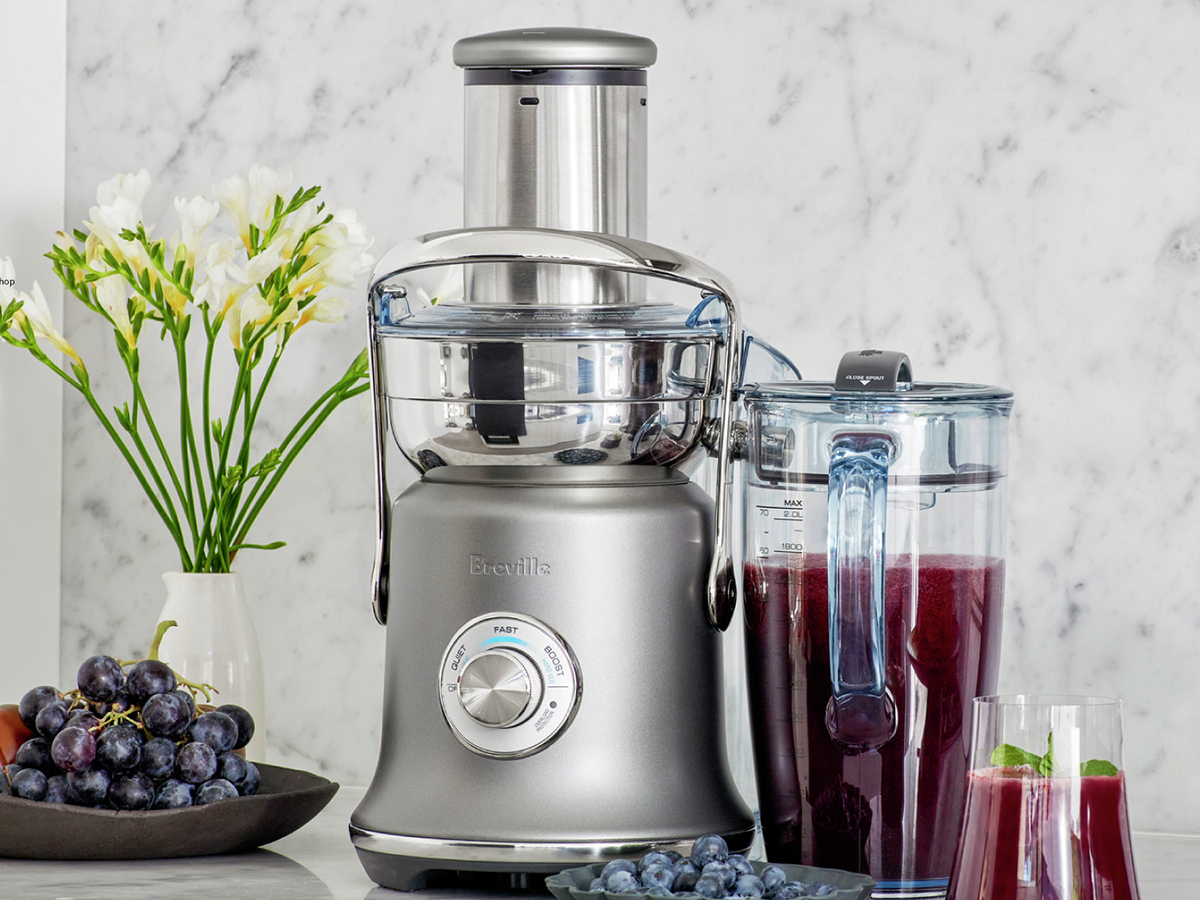 Breville the Juice Fountain Cold Plus Countertop Centrifugal Juicer