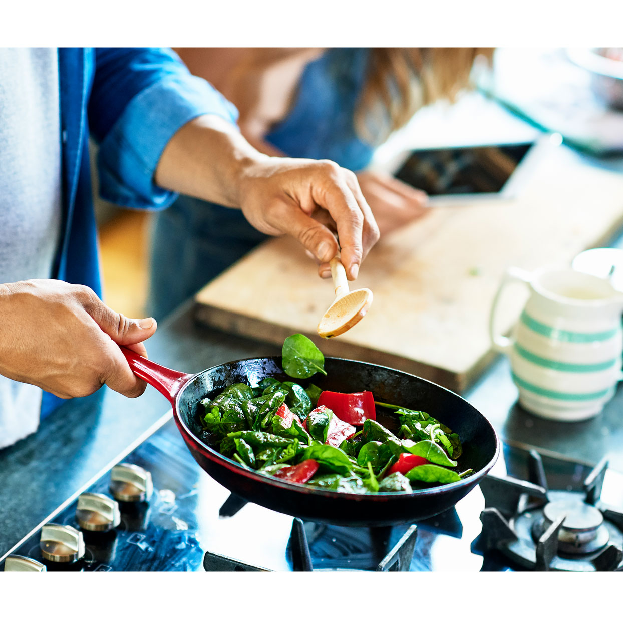 Healthy Cooking Methods & Styles