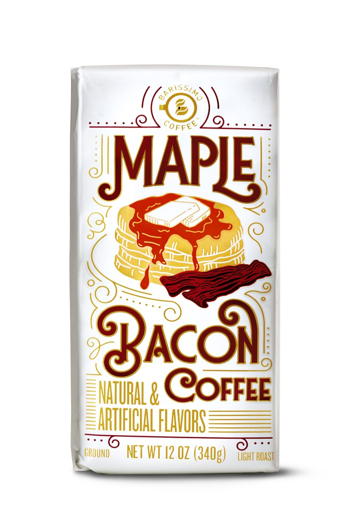 aldi maple bacon coffee