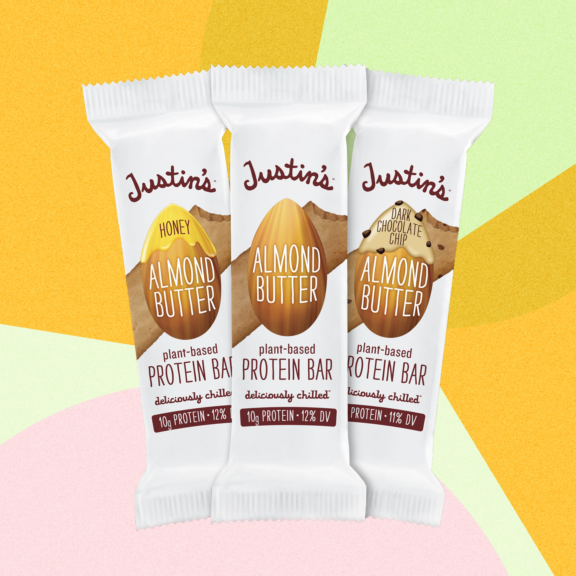 Justin's protein bars