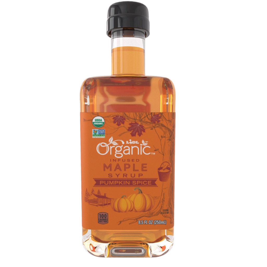 lidl maple syrup
