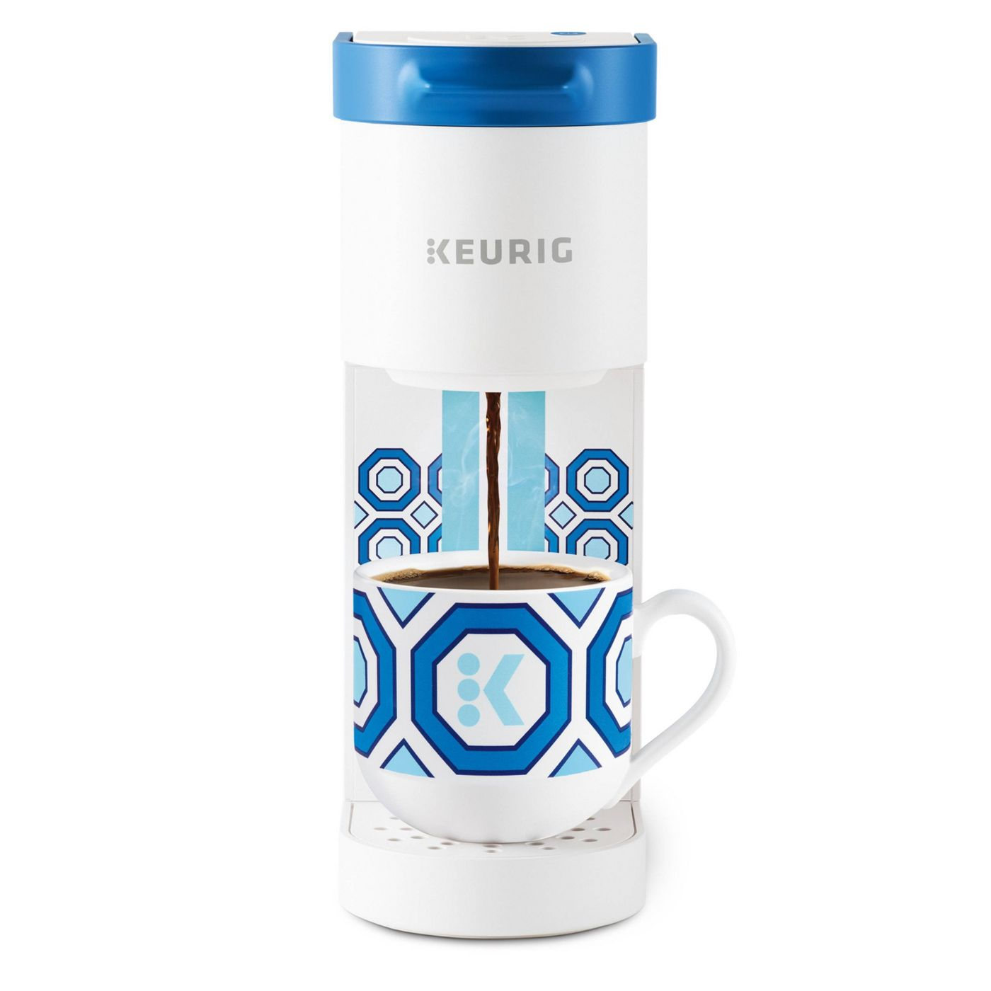 Keurig Jonathan Adler single serve coffee maker