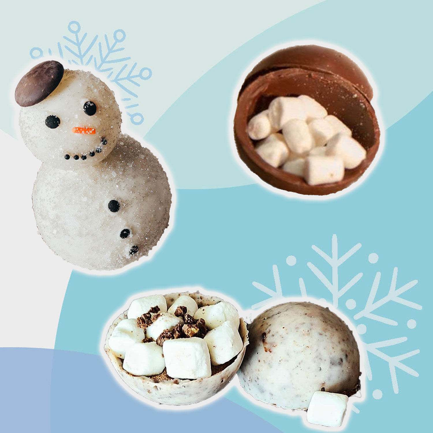 Hot Cocoa Bombs Are Taking Over the Internet—Here Are 5 of Our Favorites You Can Buy Online