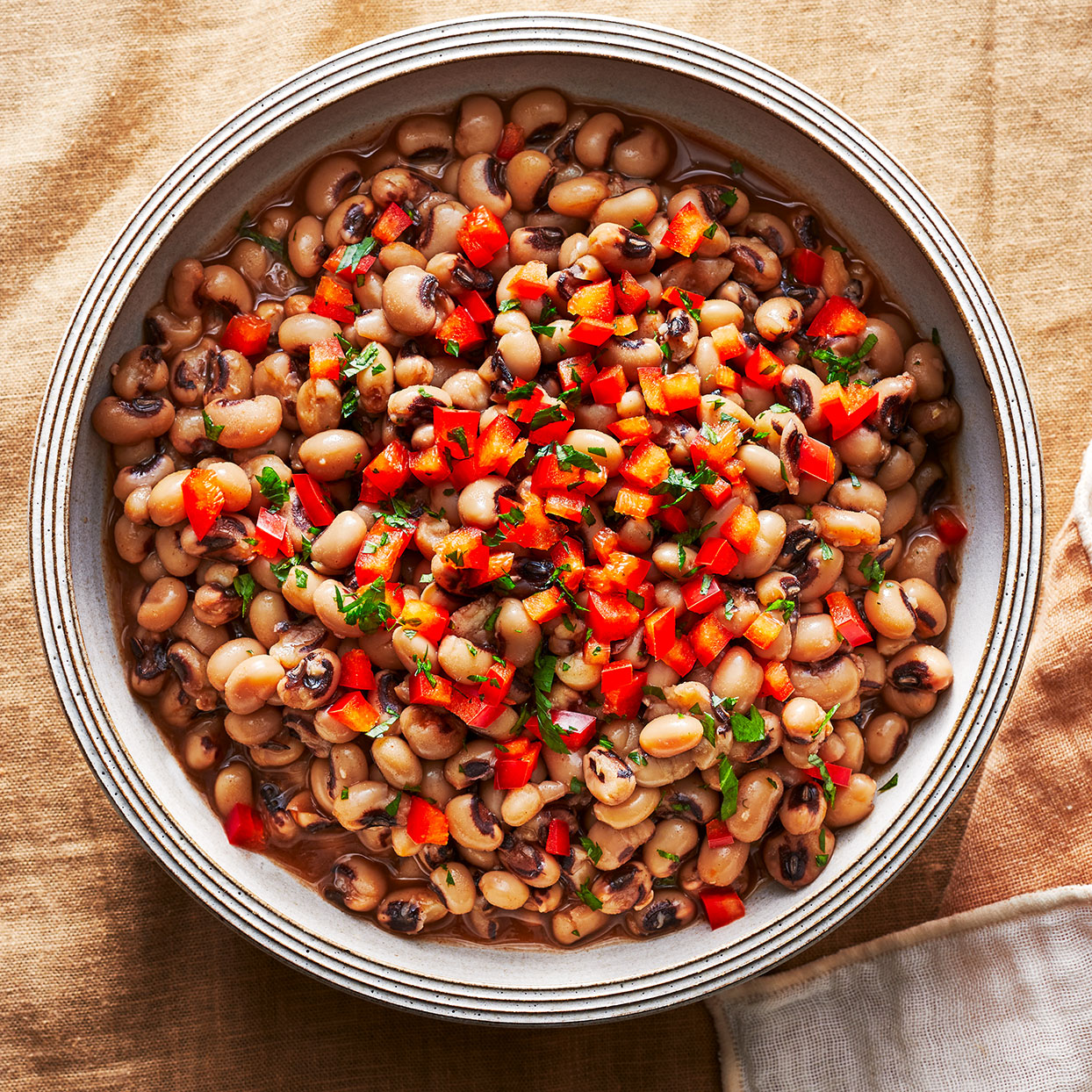 Instant-Pot Vegan Black-Eyed Peas
