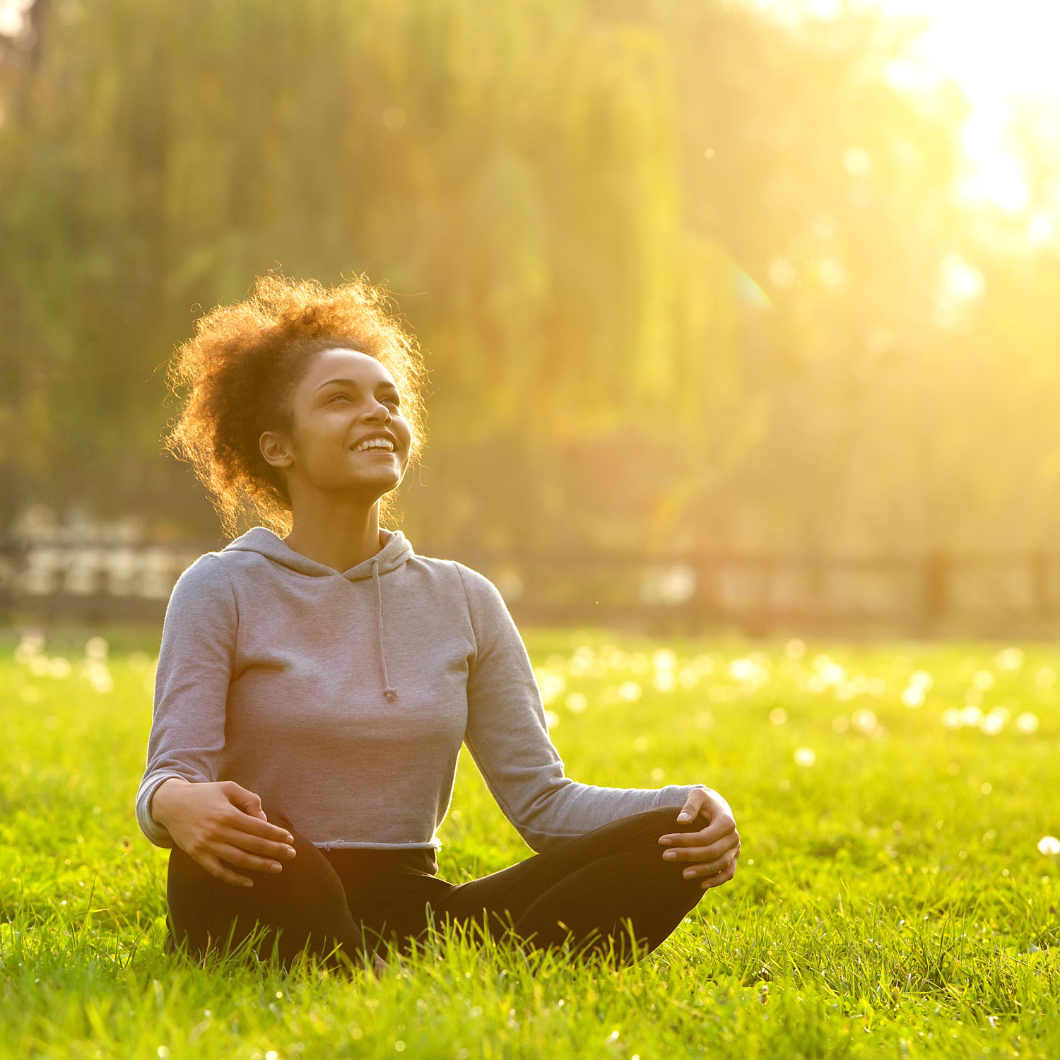 being outside in nature mental health benefits