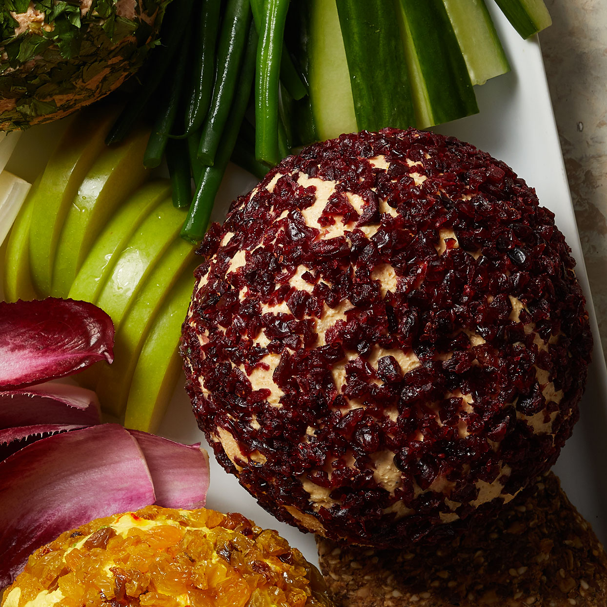 Pumpkin Spice Cheese Ball