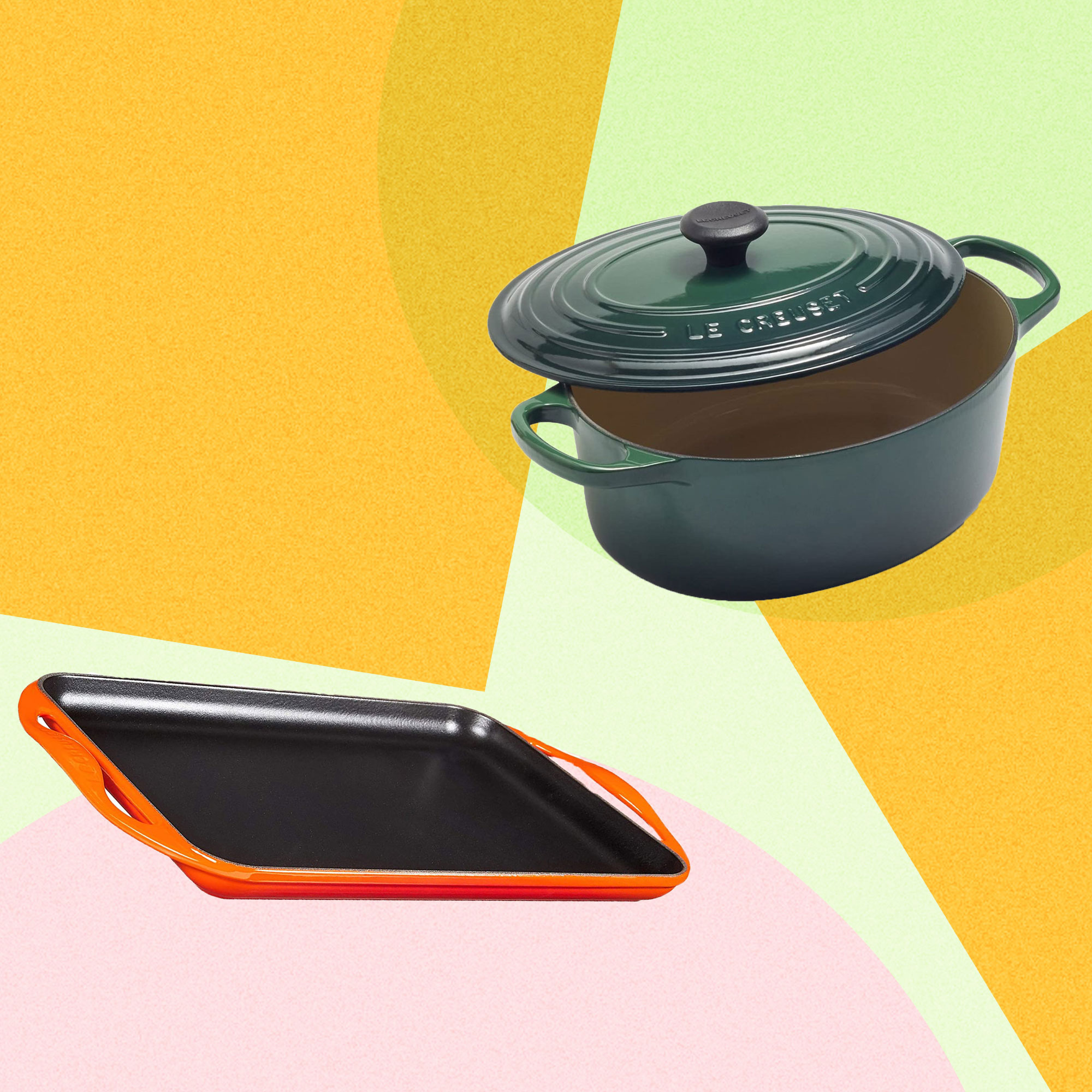 These Le Creuset Products Are at Their Lowest Prices Ever Right Now—Up to 48% Off