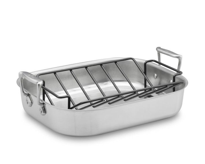 all clad roasting pan
