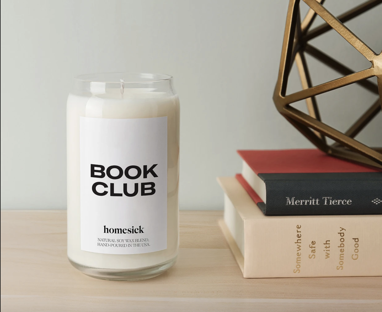 book club candle