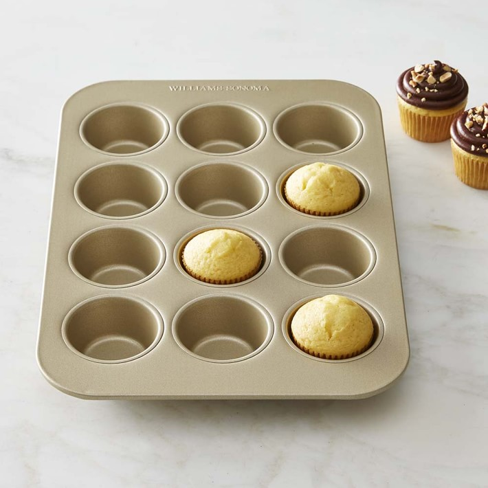 goldtouch muffin pan