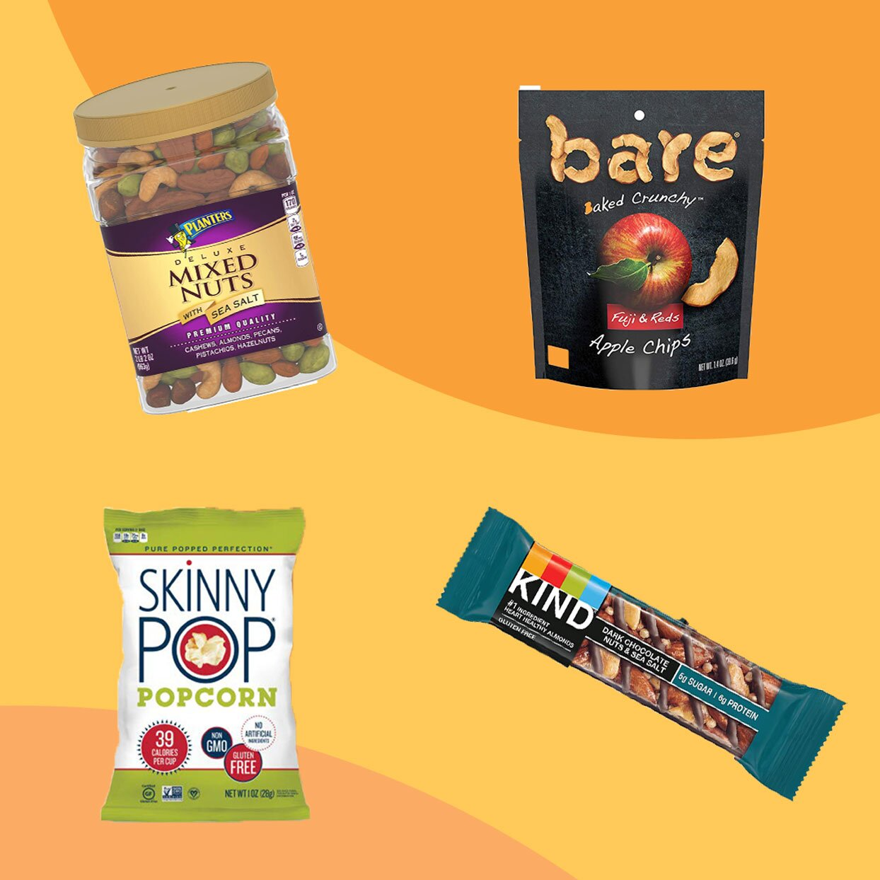 10 Healthy Snacks You Can Buy On Amazon According To A Dietitian Eatingwell