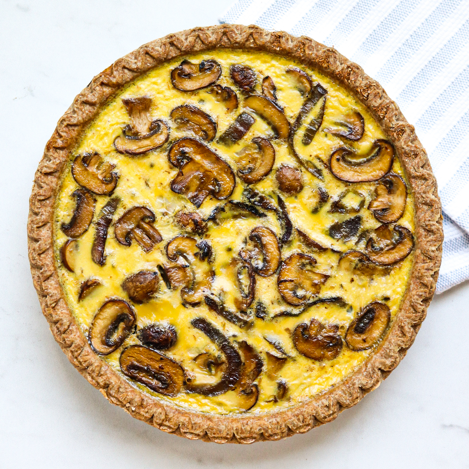 5-Inggredient-Quiche_Caramelized-Onion-Mushroom