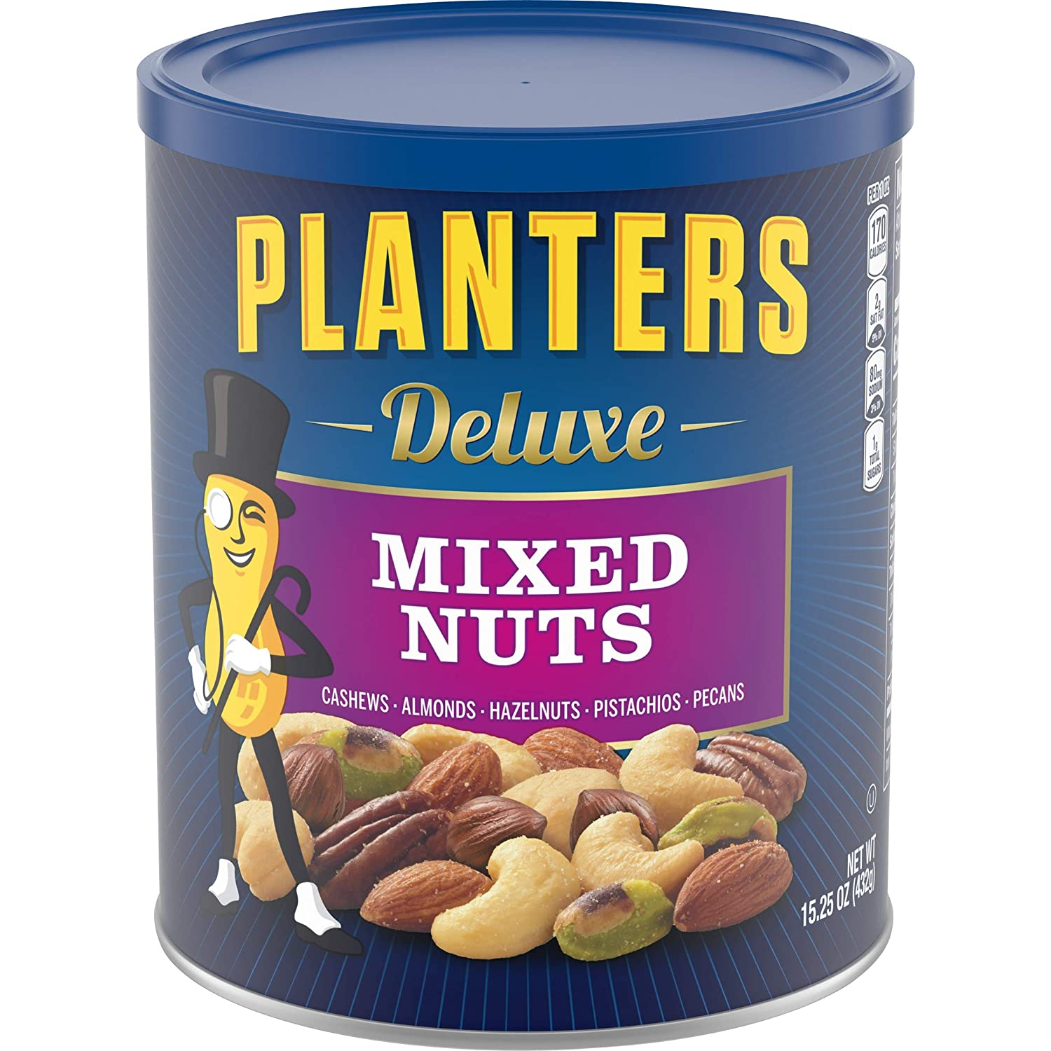 Planters Deluxe Nut Mix