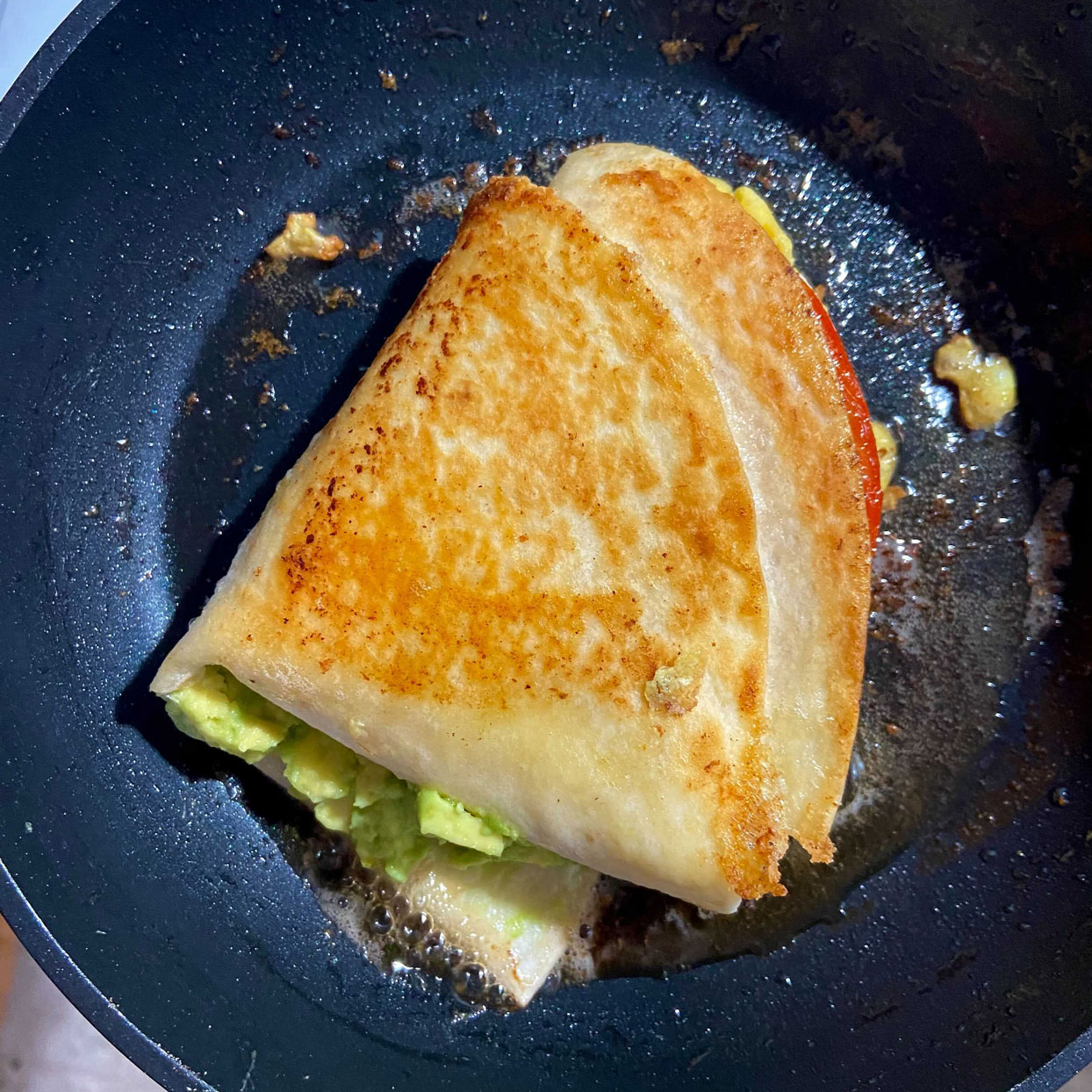 This TikTok Hack Is the Easiest Way to Make the Perfect Quesadilla at Home