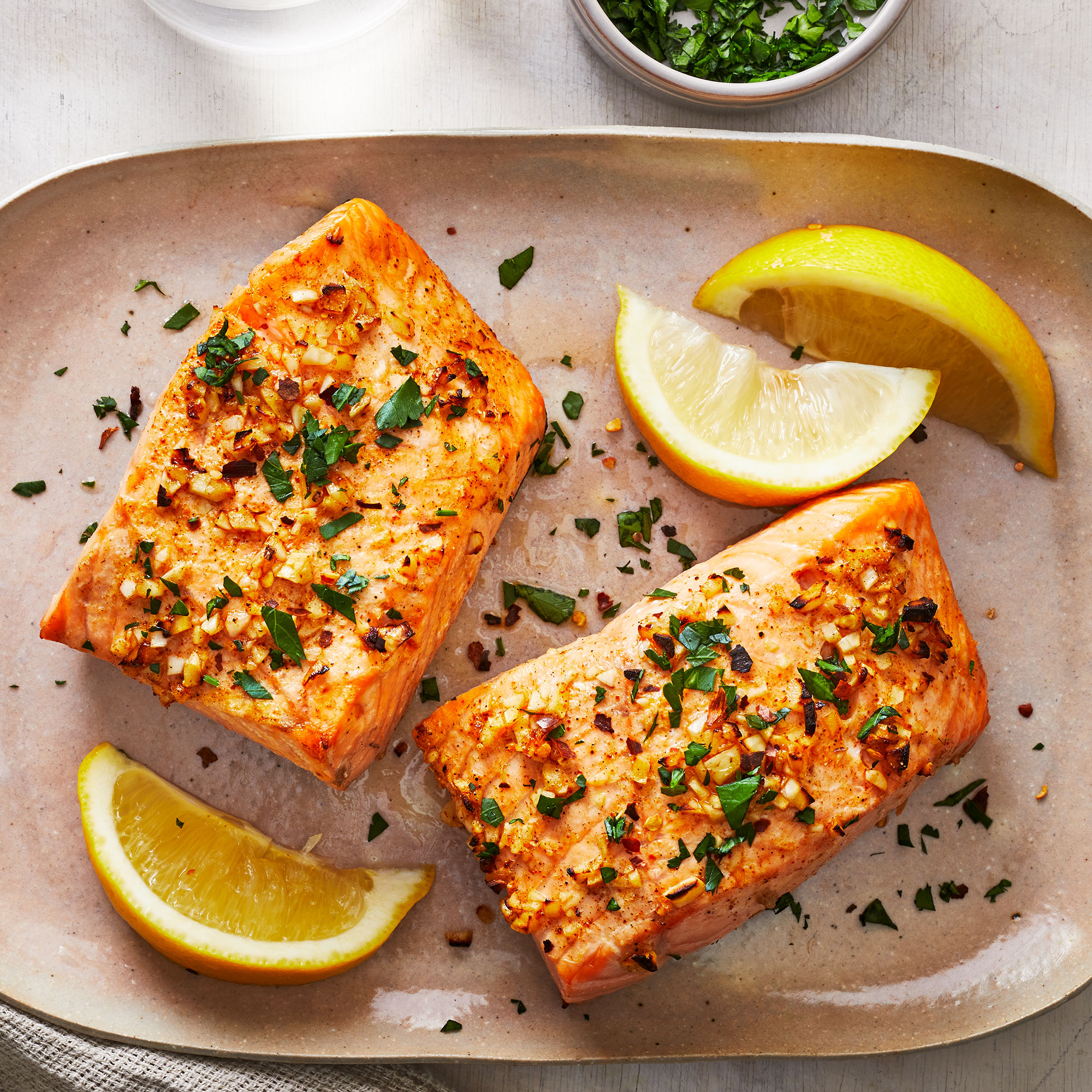 Air-Fryer Salmon