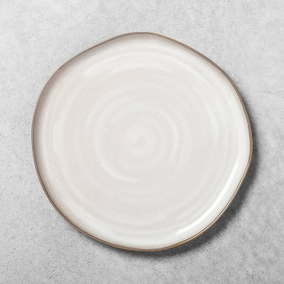 stoneware plate hearth and hand target