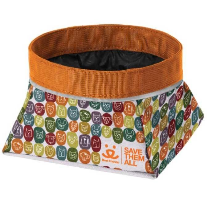 canvas water bowl