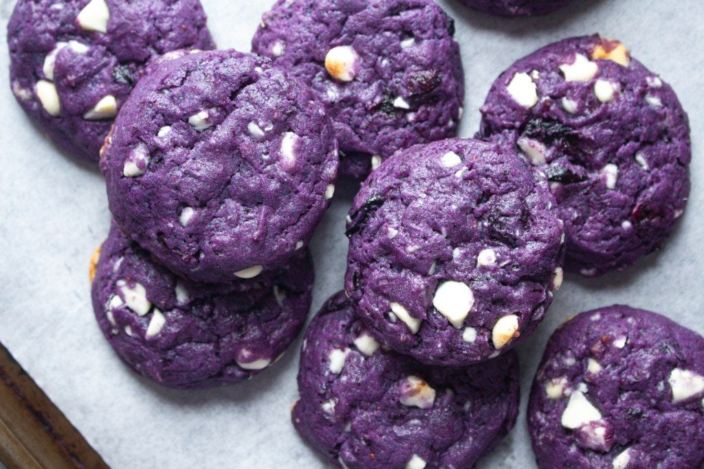 lueberry Cookies by Justine Snacks