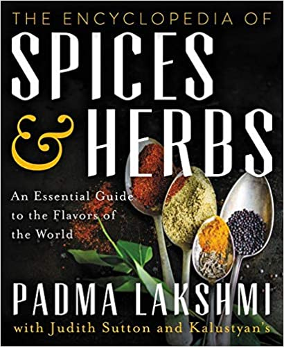 spices and herbs cookbook padma lakshmi