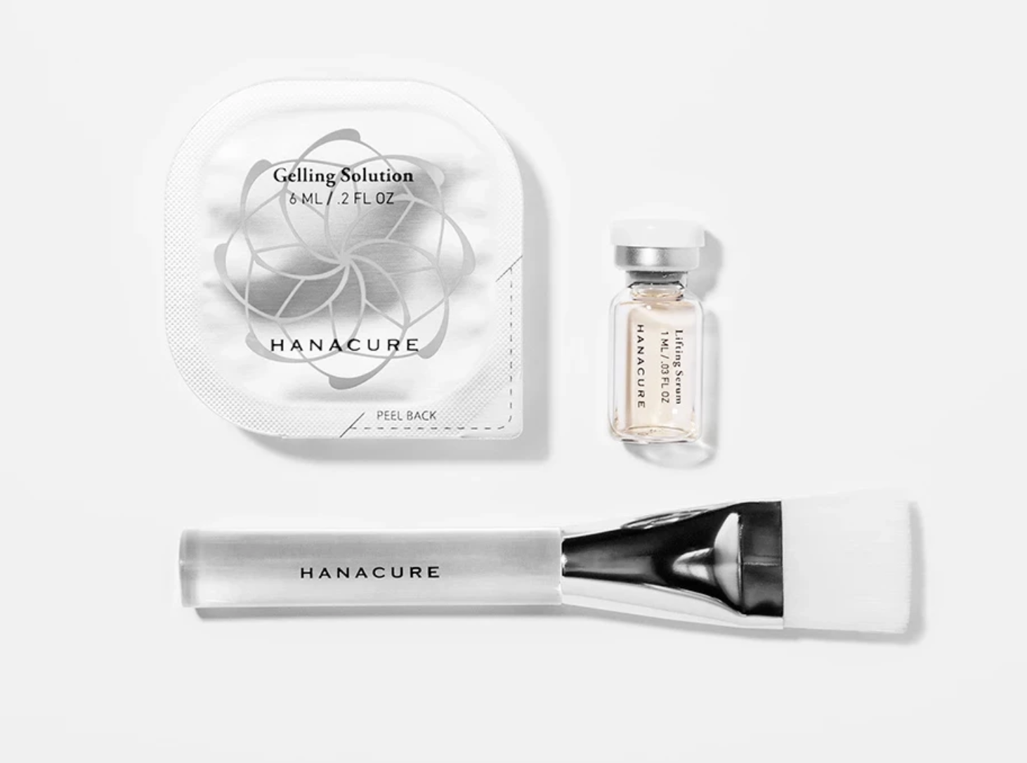 hanacure facial mask
