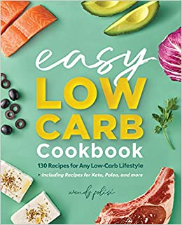 easy low carb cookbook