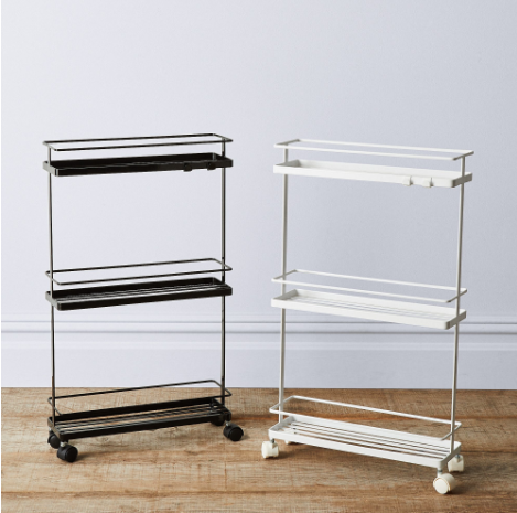 fit-anywhere storage cart