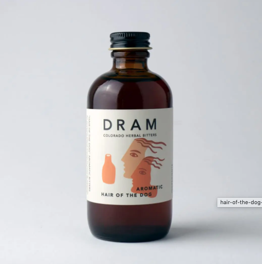 dram hair of the dog bitters