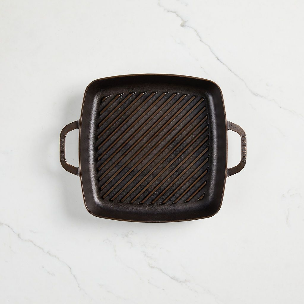 smithey no. 12 grill pan