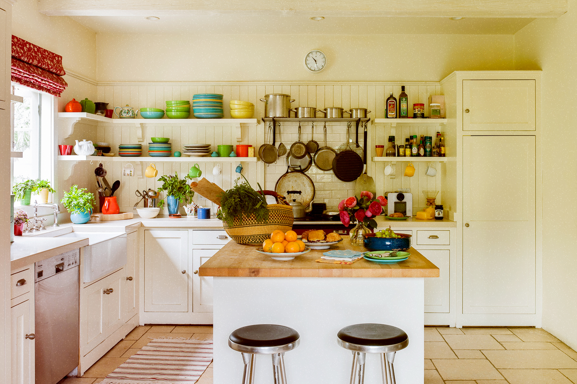 Photo of a home kitchen