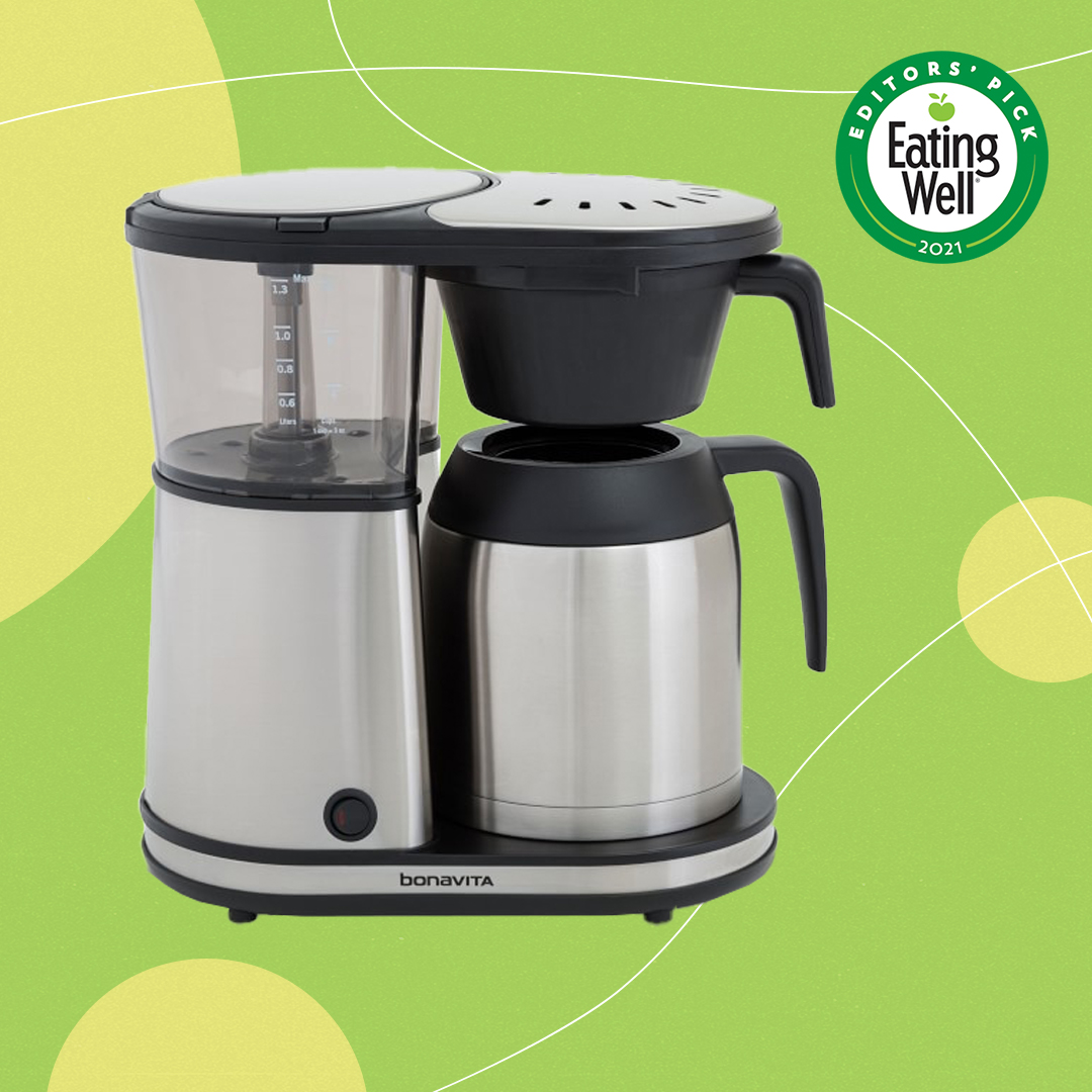 Bonavita Connoisseur One-Touch Thermal Carafe Coffee Maker