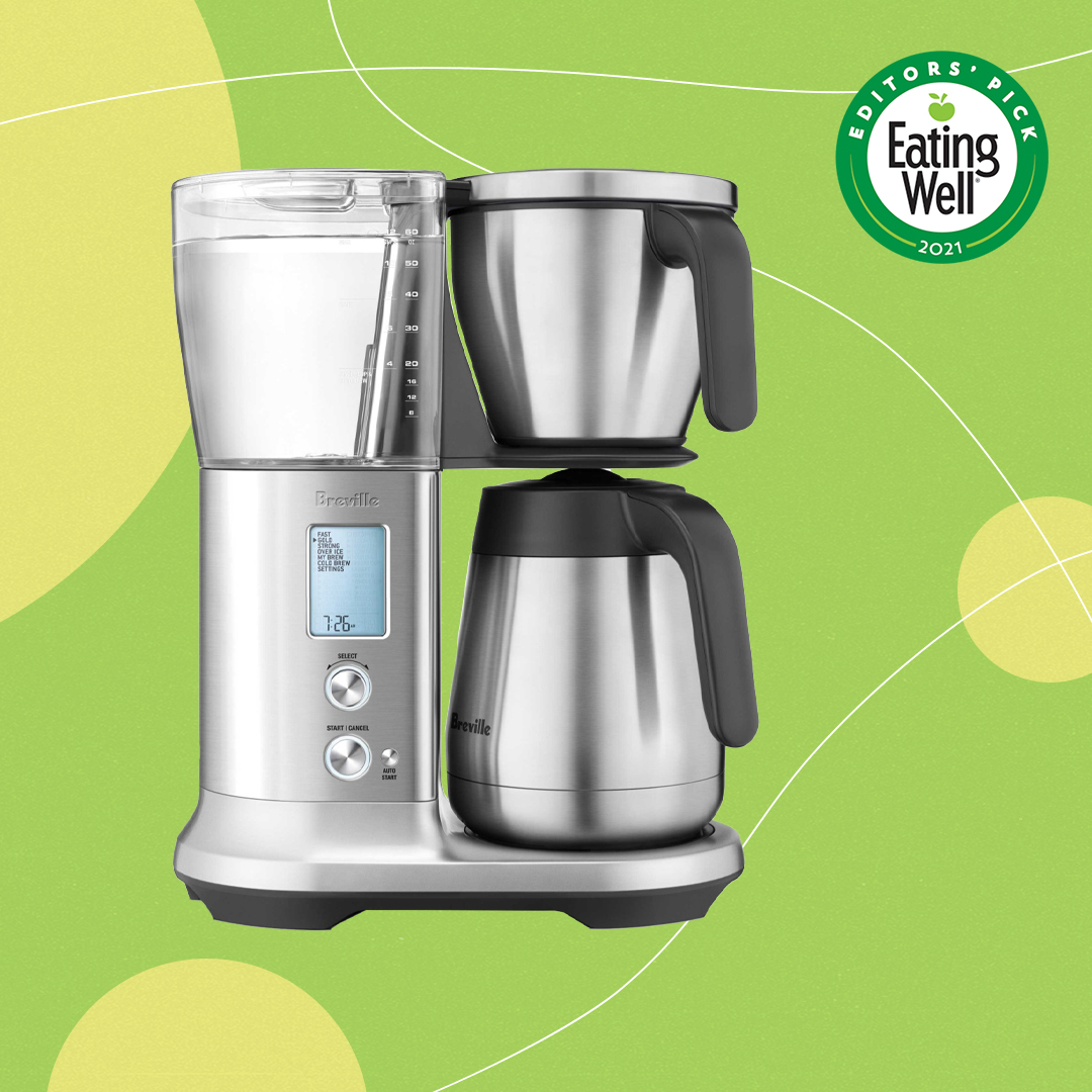 Breville Precision Brewer™ Drip Coffee Maker with Thermal Carafe