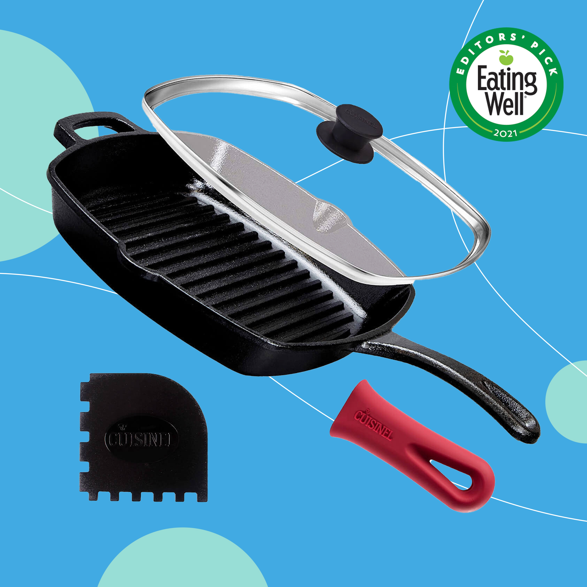 cuisinel grill pan