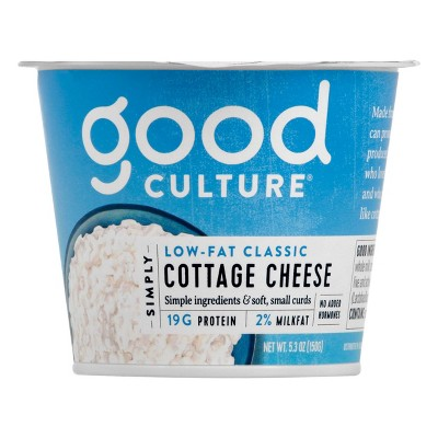 good culture cottage cheese