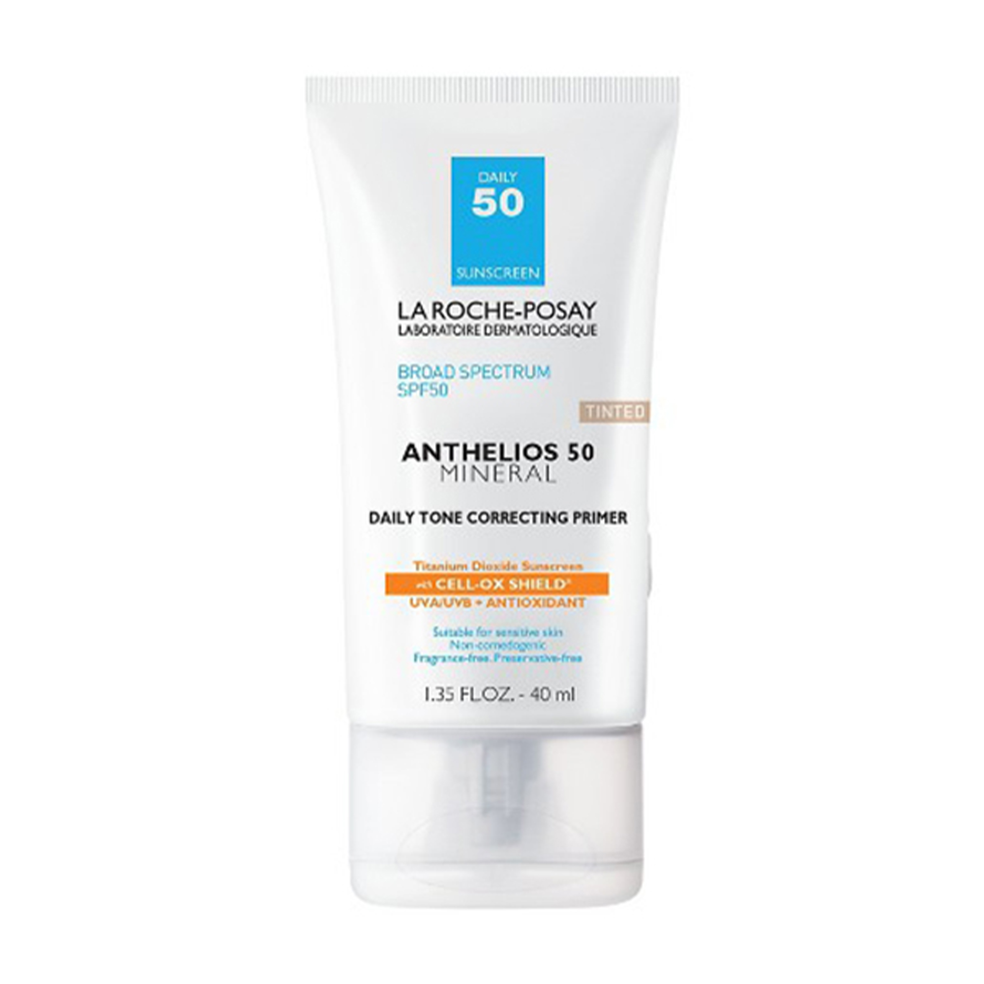 La Roche Posay Anthelios 50 Mineral Tinted Daily Tone Correcting Primer with Sunscreen