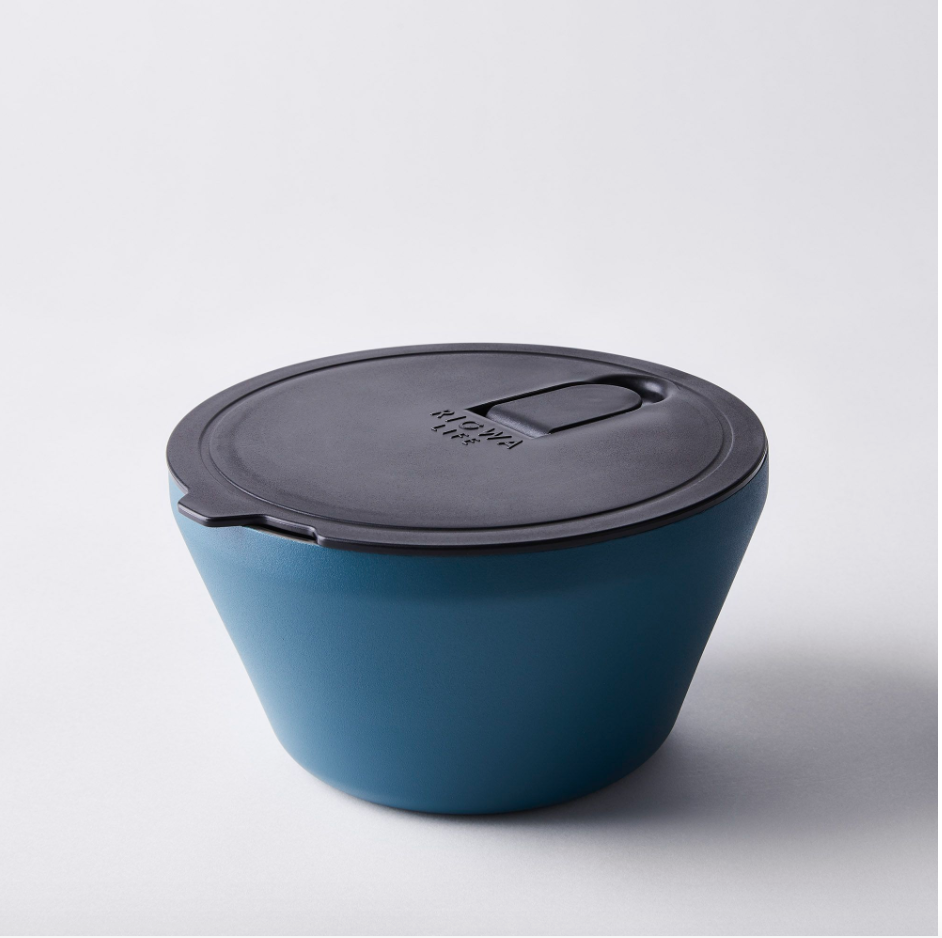Rigwa Insulated Spill-Proof Bowl