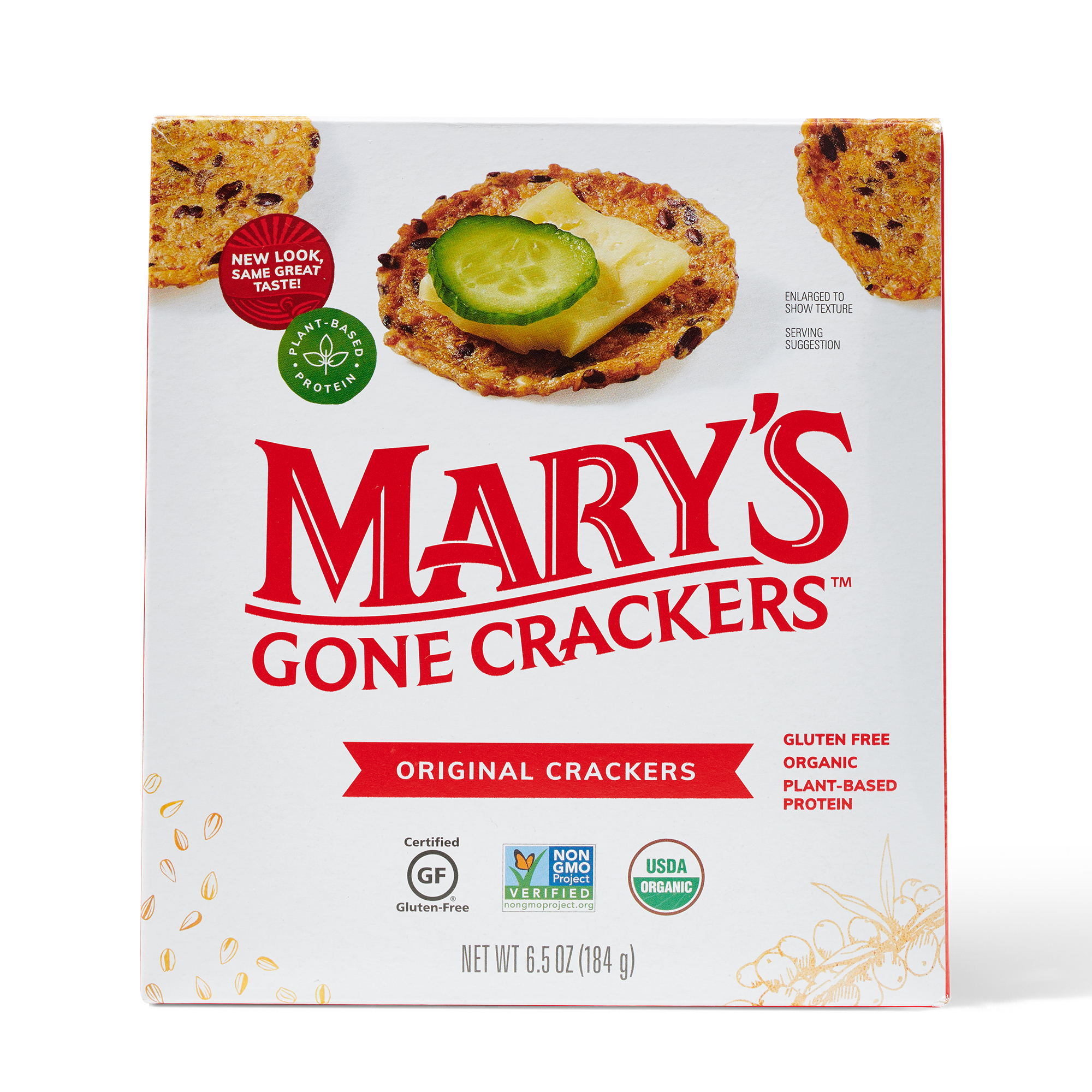 Mary's Gone Crackers Original Crackers