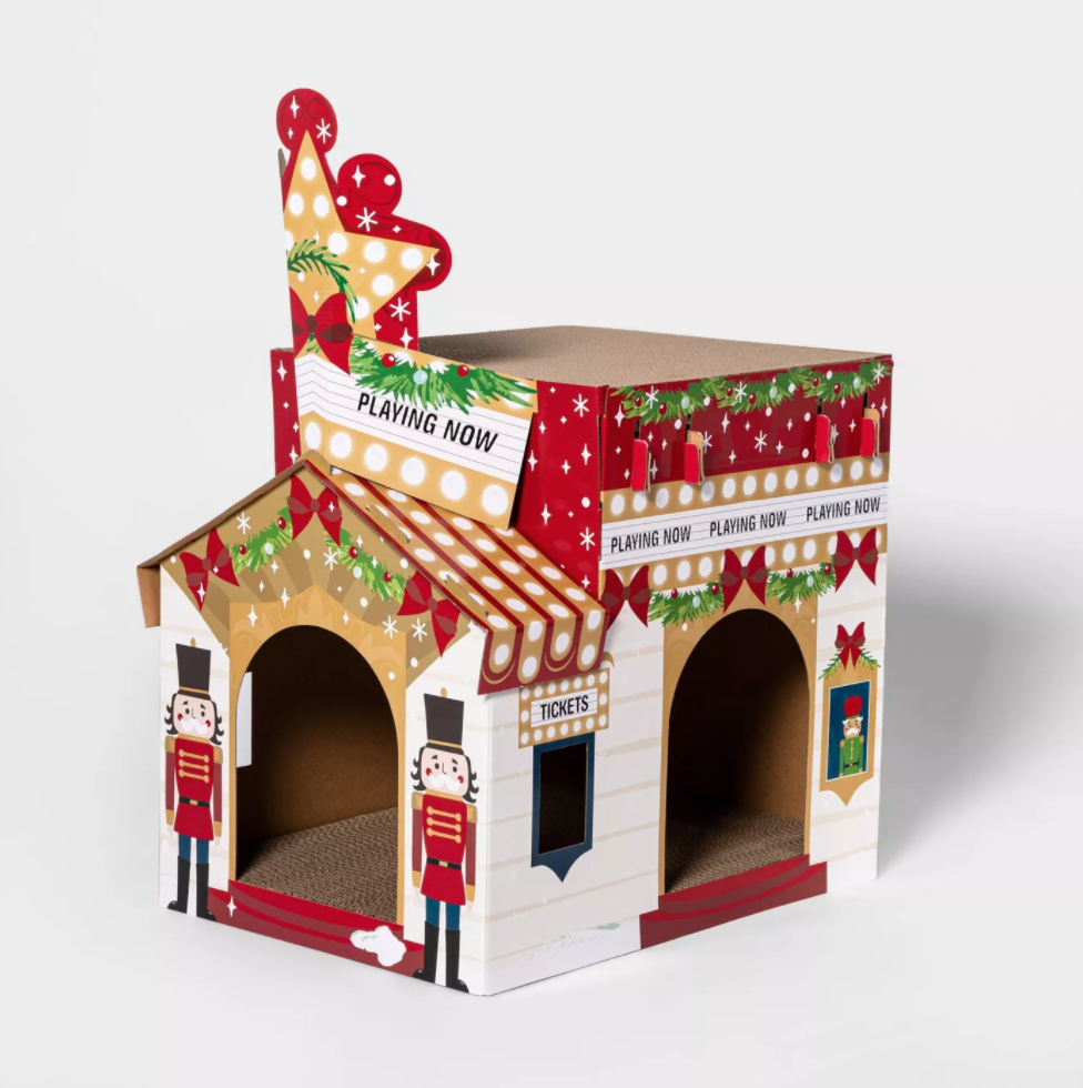 christmas cat house theatre
