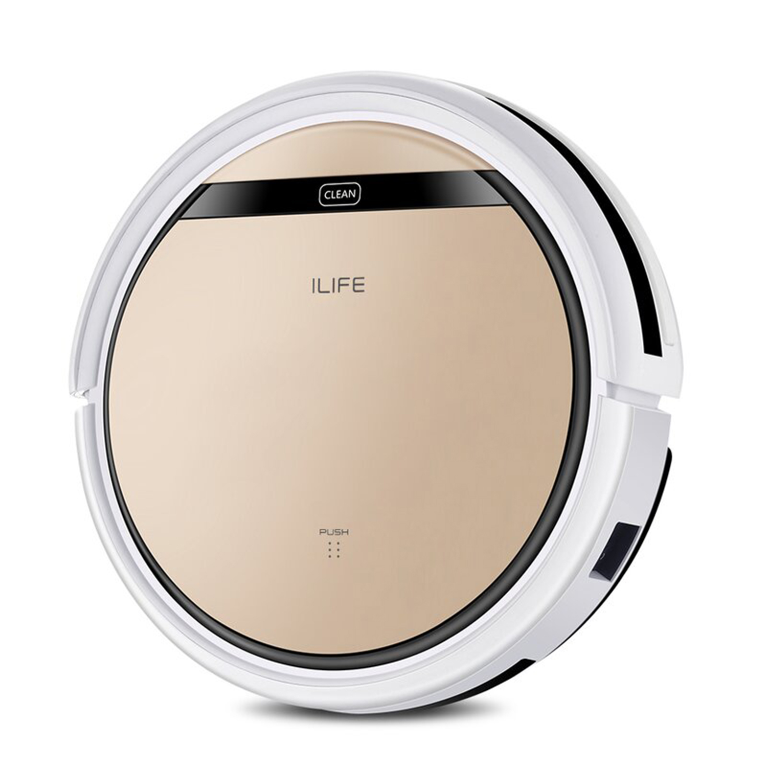 ILIFE V5s Pro 2-in-1 Mopping Bagless Robotic Vacuum