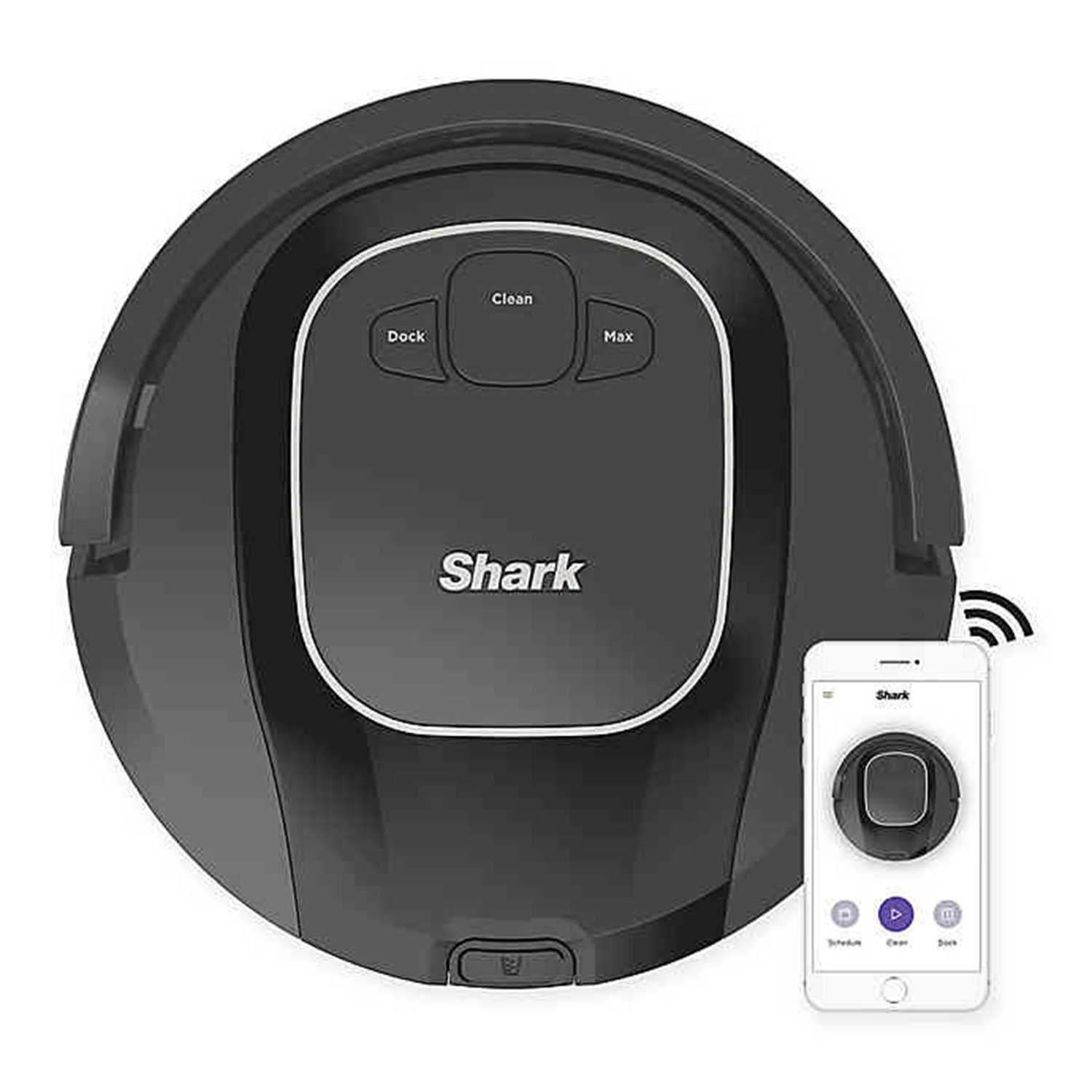 Shark ION Robot Vacuum R87, Wi-Fi Connected, Voice Control