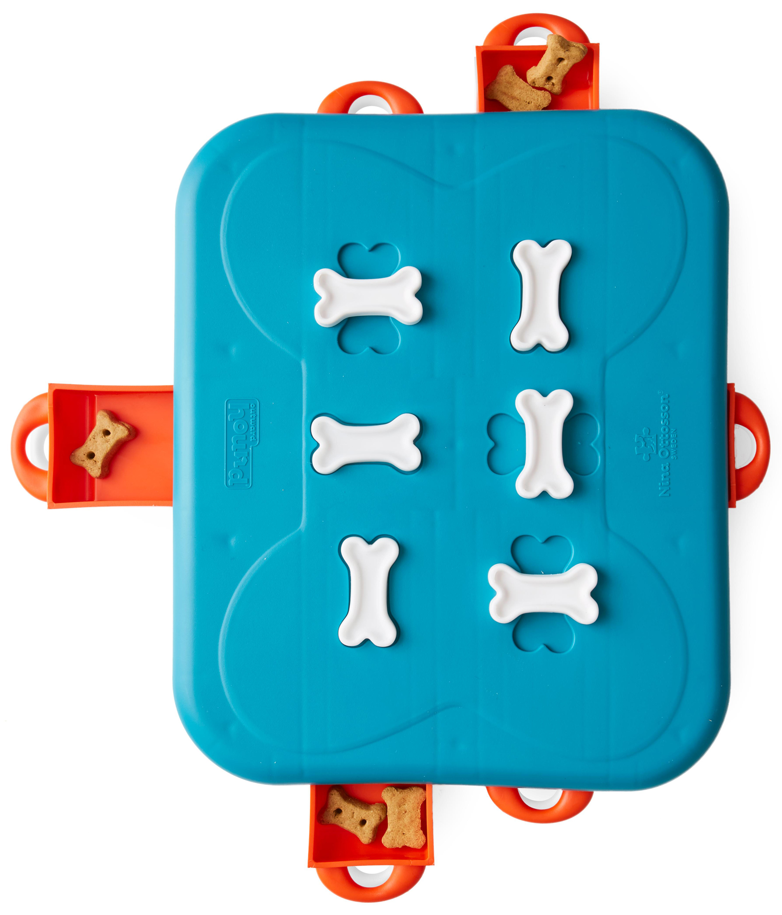 dog casino interactive toy