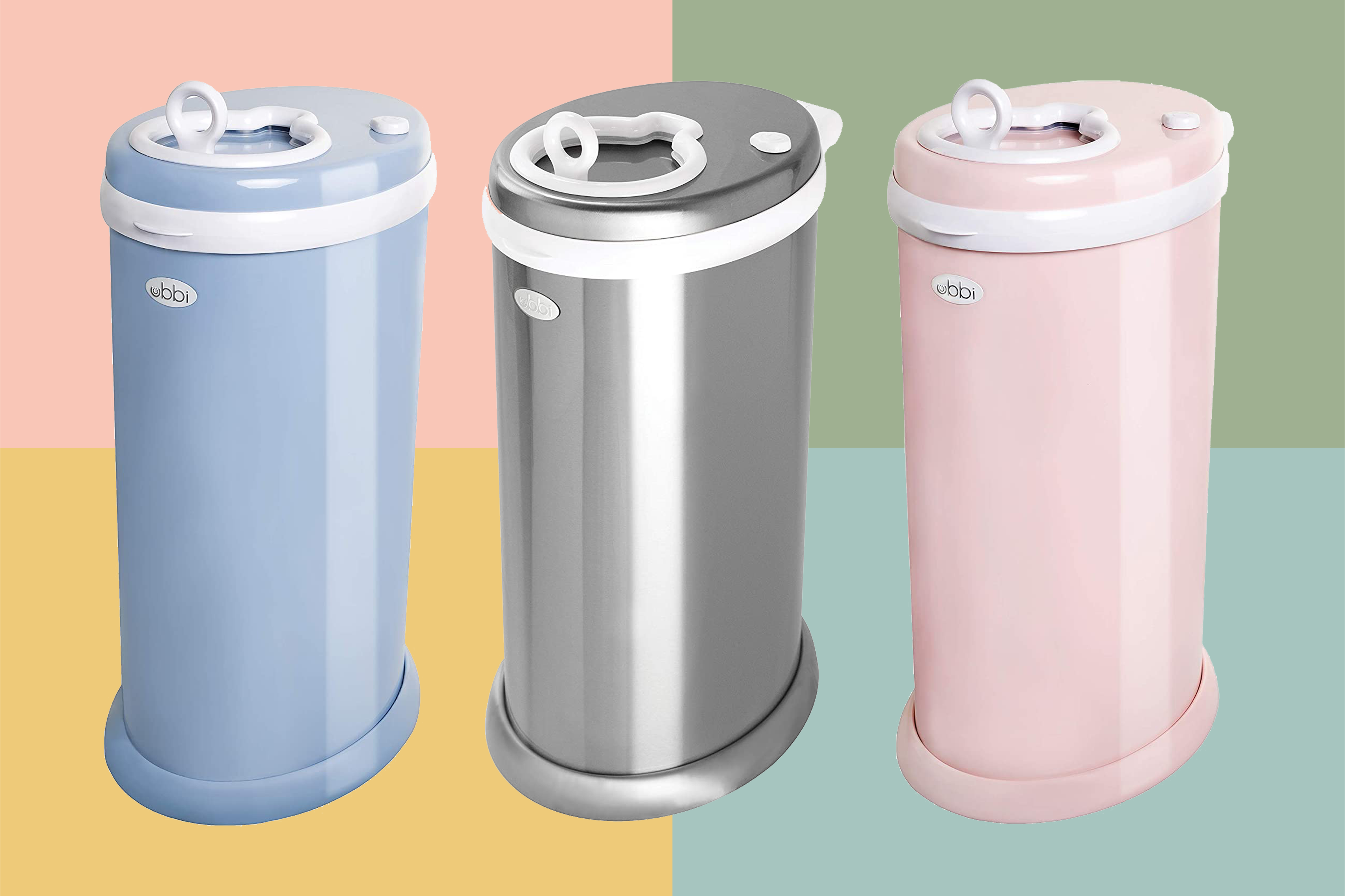 waste disposal cans