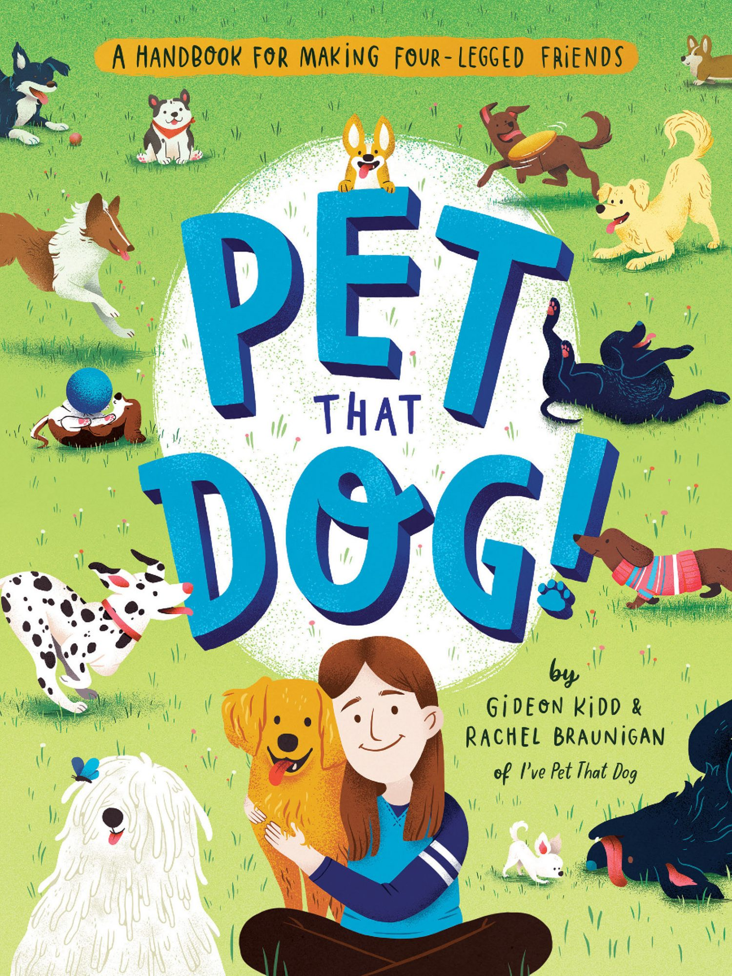 Pet That Dog! book cover