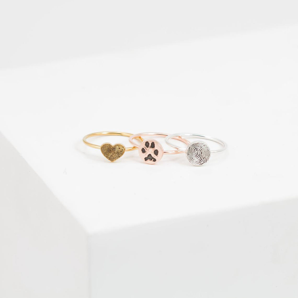 custom pet rings