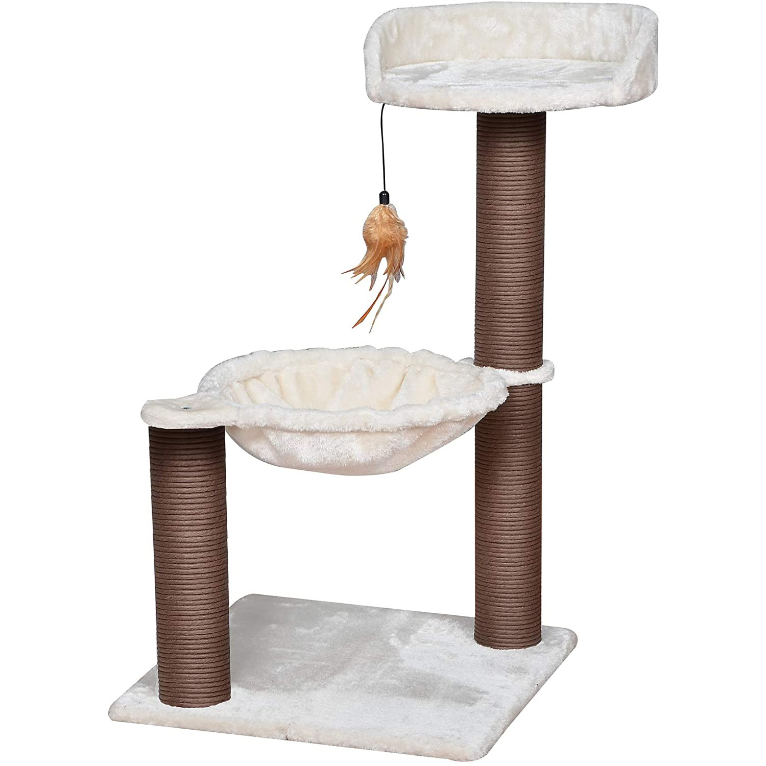 Catry Cat Tree Hammock Bed