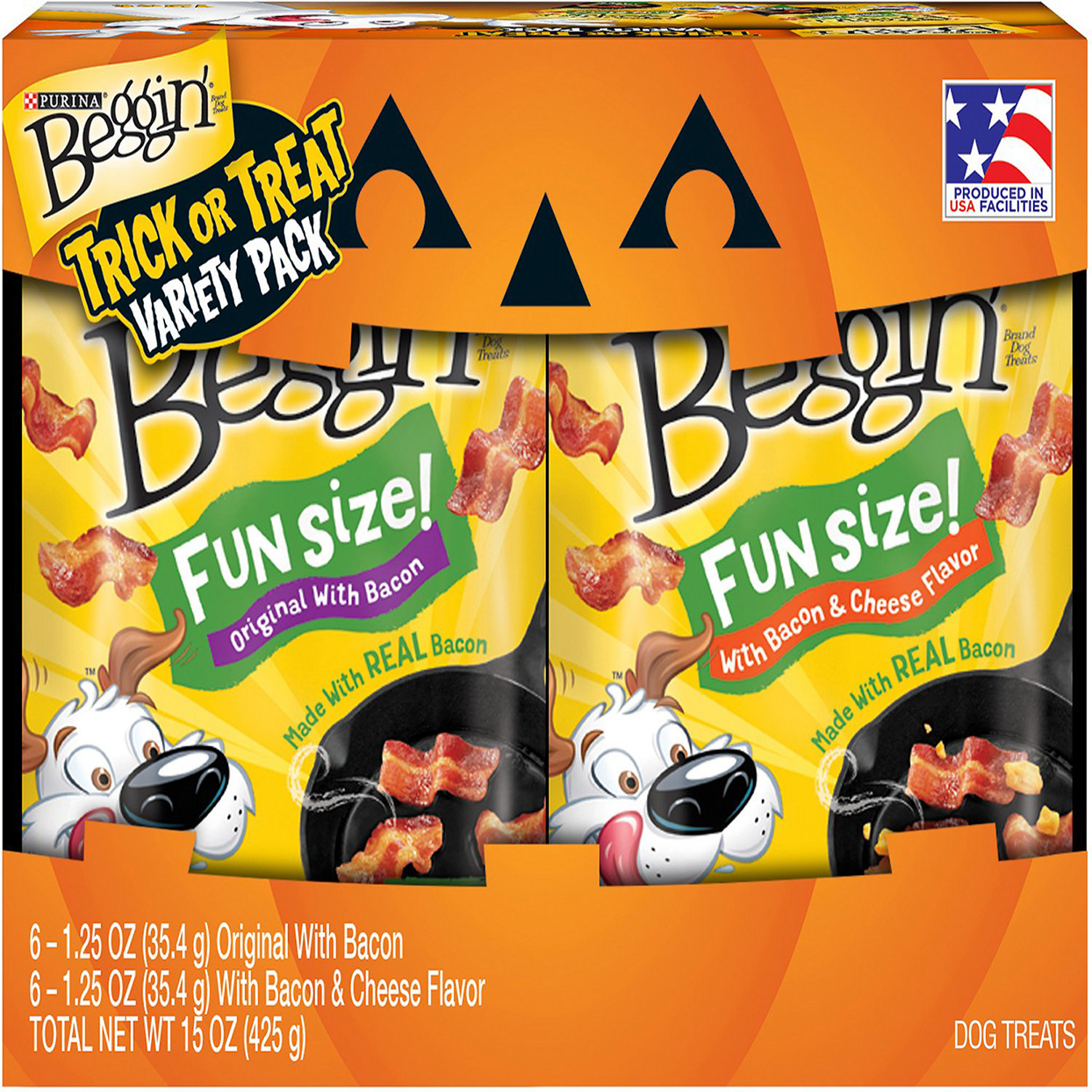 beggin strips trick or treat variety pack