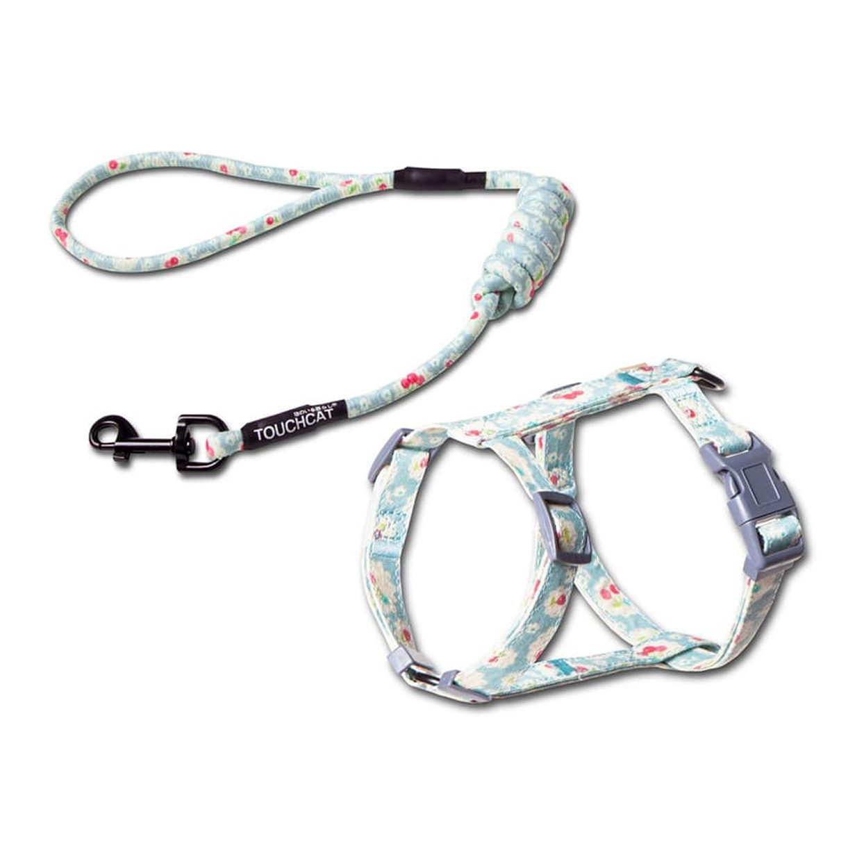 petkit-radi-claw-durable-Cable-cat-harness-and-leash-combo