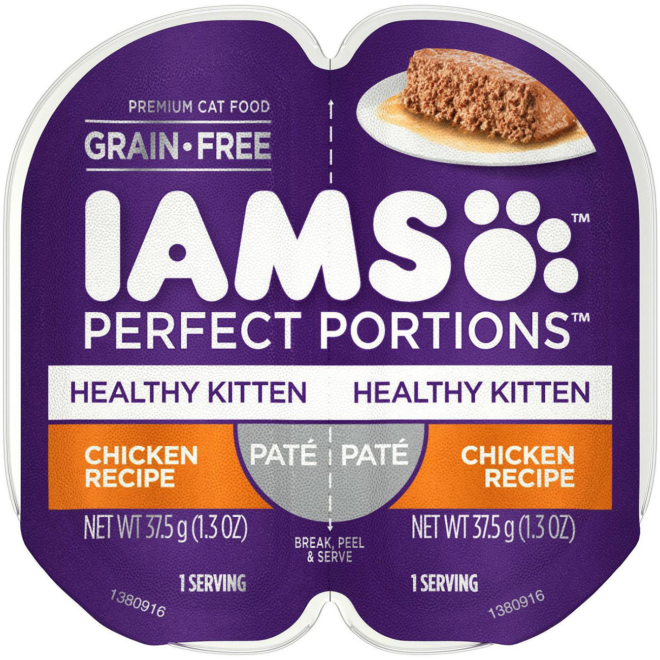 IAMS Perfect Portions Wet Kitten Food