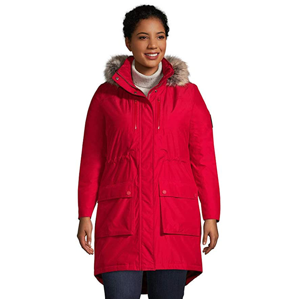lands-end-womens-expedition-waterproof-down-winter-parka-with-faux-fur-hood
